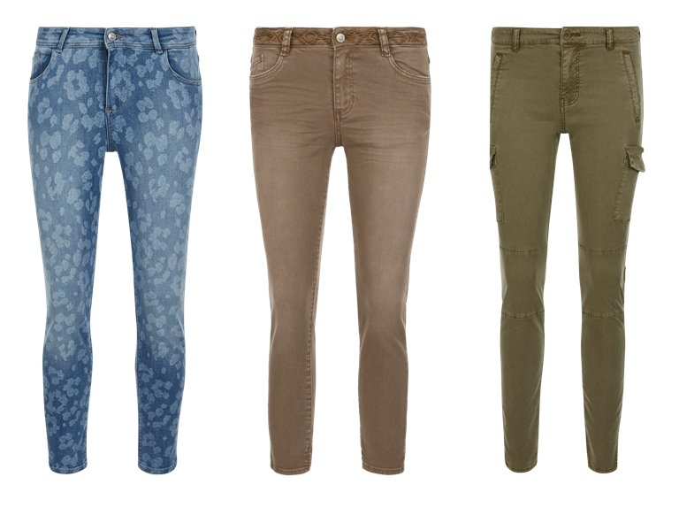 Женские джинсы s'Oliver весна-лето 2019 - фото 12