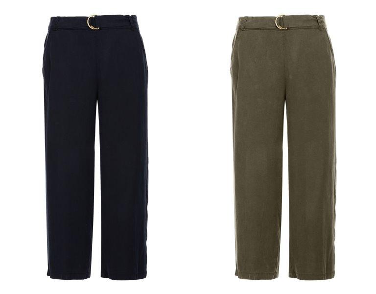 Женские брюки s'Oliver весна-лето 2019 - фото 1