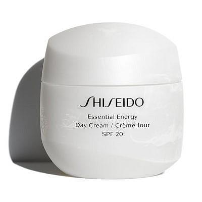 Дневной энергетический крем SPF20 Shiseido Essential Energy Day Cream SPF20