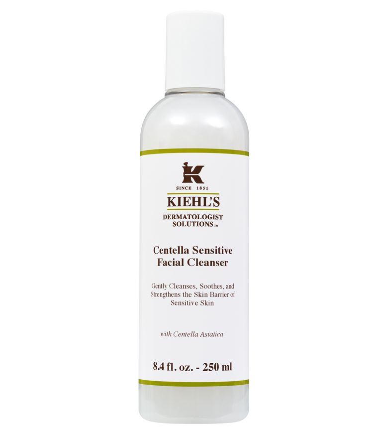 Очищающее средство для чувствительной кожи с центеллой Kiehl's Sensitive Facial Cleanser