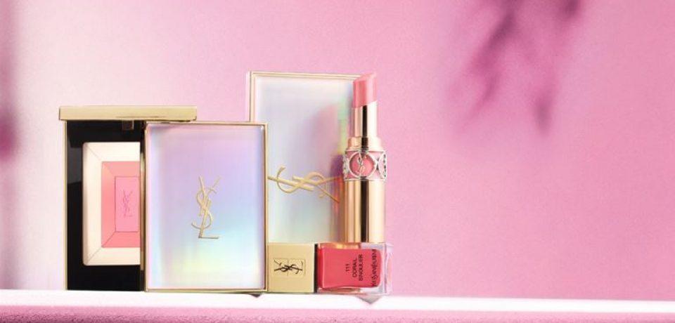 Коллекция декоративной косметики Yves Saint Laurent Shimmer Rush весна-2019