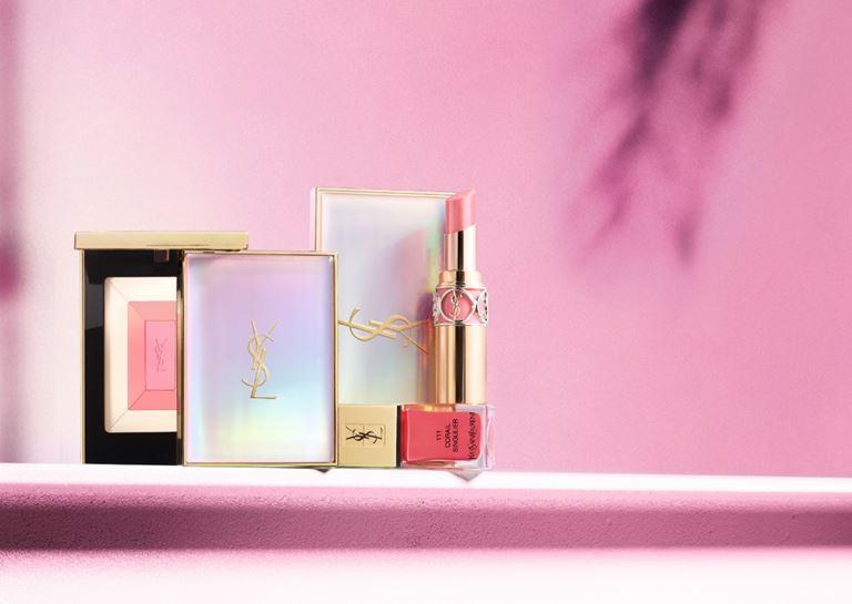 Коллекция декоративной косметики Yves Saint Laurent Shimmer Rush весна-2019 - фото 1