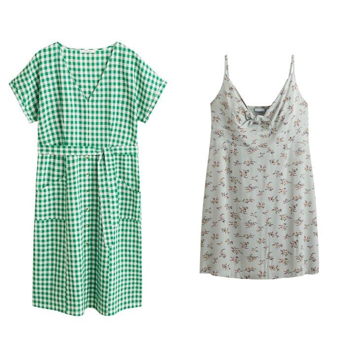 Коллекция одежды для полных Violeta by Mango весна-лето 2019 - фото 5