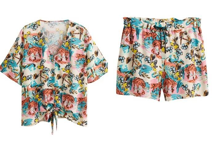Коллекция одежды для полных Violeta by Mango весна-лето 2019 - фото 7