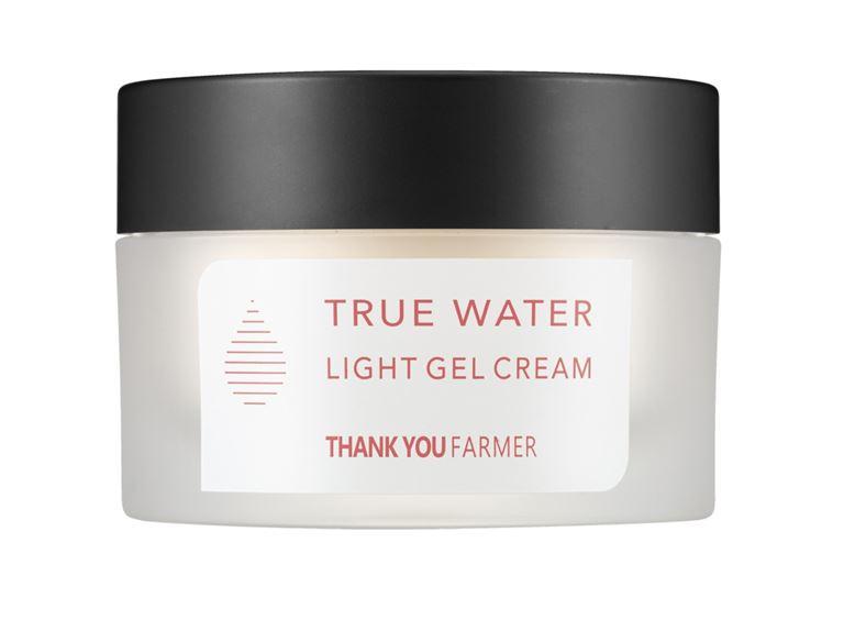 Легкий увлажняющий гель-кремTHANK YOU FARMER True Water Light Gel Cream
