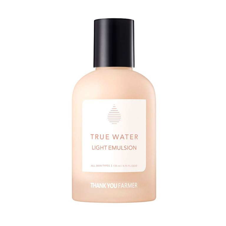 Лёгкая эмульсия для лицаTHANK YOU FARMER true Water Light Emulsion