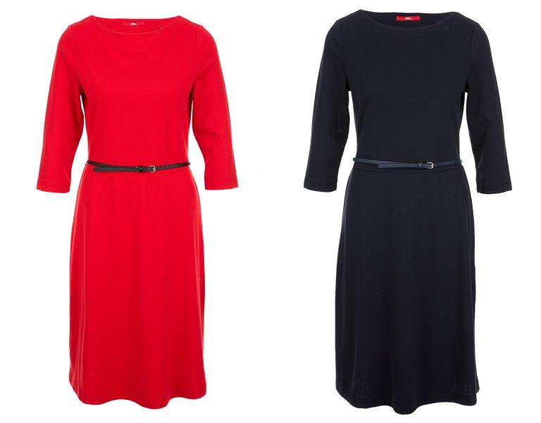 Модные платья s'Oliver весна-лето 2019  - фото 1
