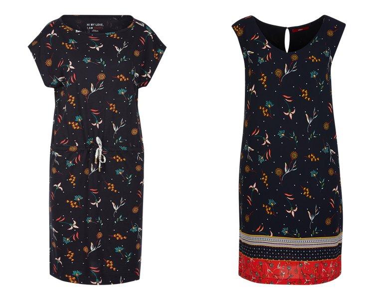 Модные платья s'Oliver весна-лето 2019  - фото 10