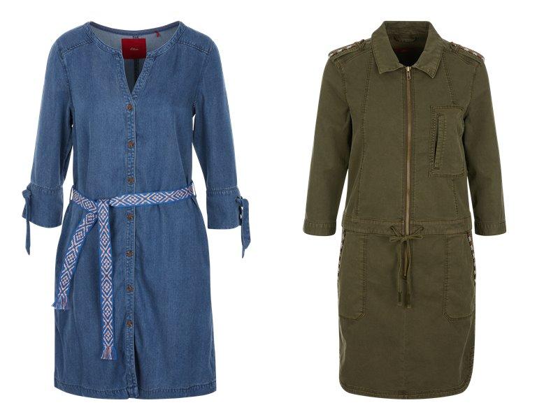 Модные платья s'Oliver весна-лето 2019  - фото 11