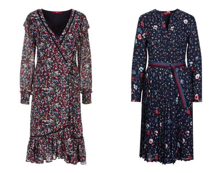 Модные платья s'Oliver весна-лето 2019  - фото 3