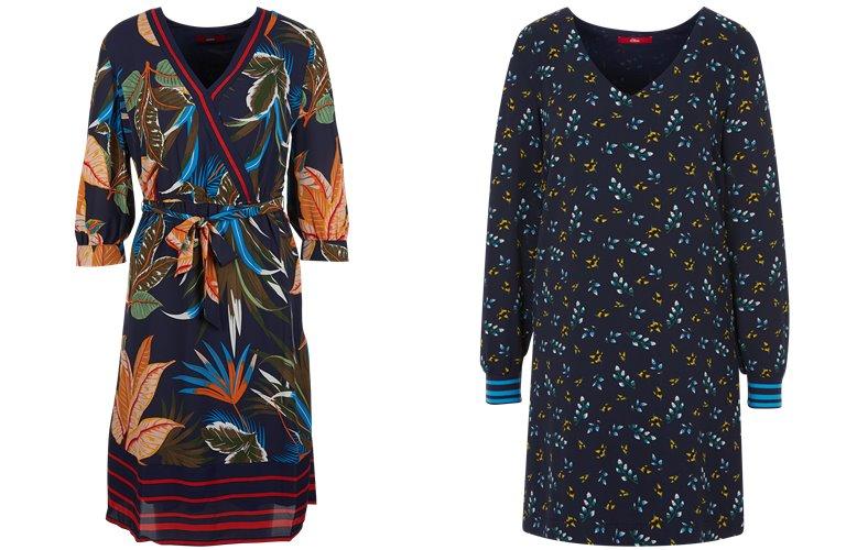 Модные платья s'Oliver весна-лето 2019  - фото 5