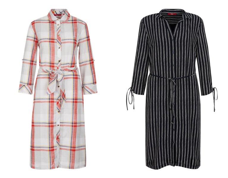 Модные платья s'Oliver весна-лето 2019  - фото 7