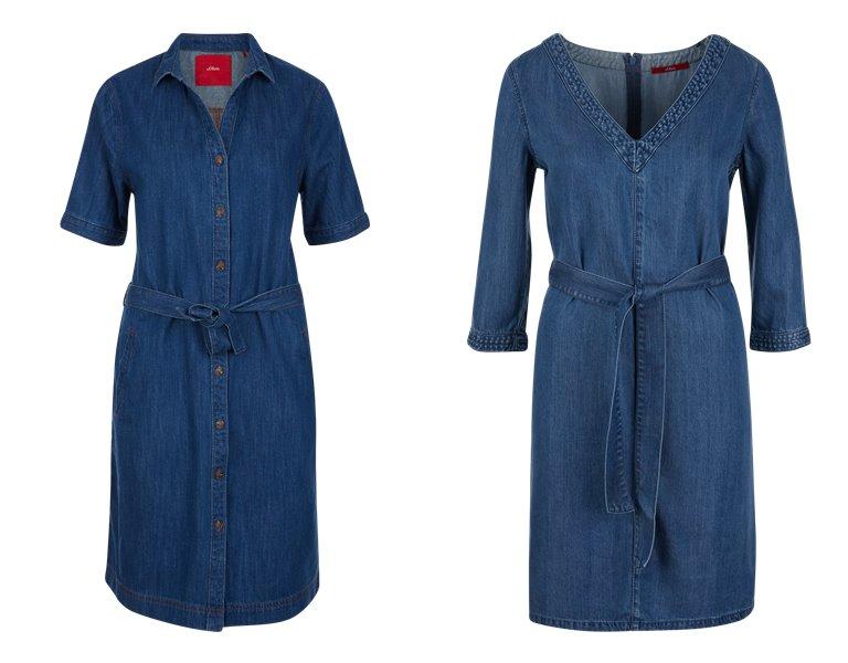 Модные платья s'Oliver весна-лето 2019  - фото 9