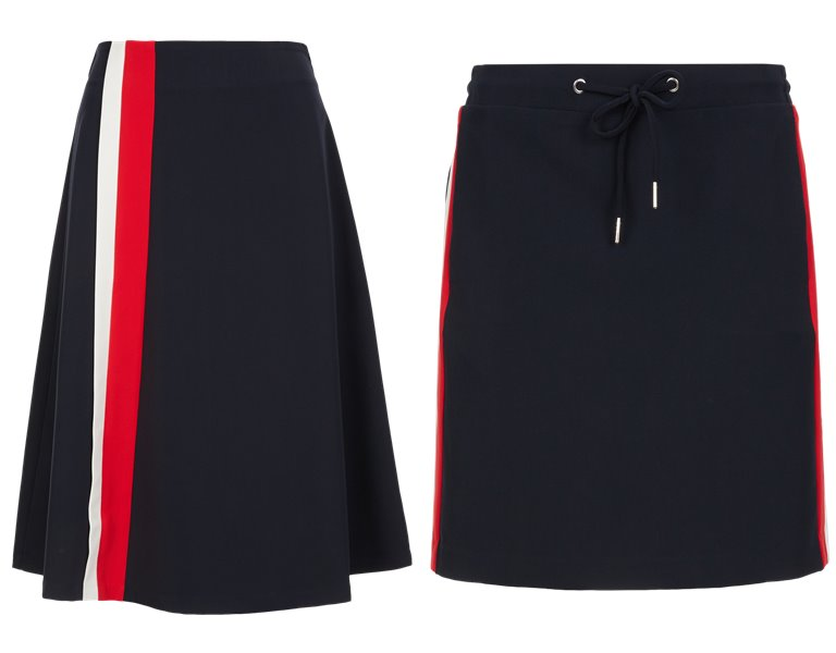 Модные юбки s'Oliver весна-лето 2019 - фото 1