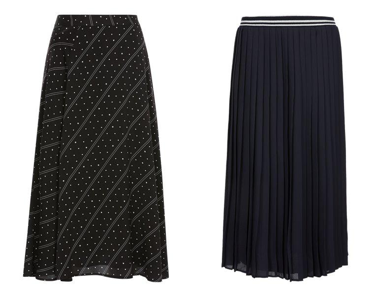 Модные юбки s'Oliver весна-лето 2019 - фото 12