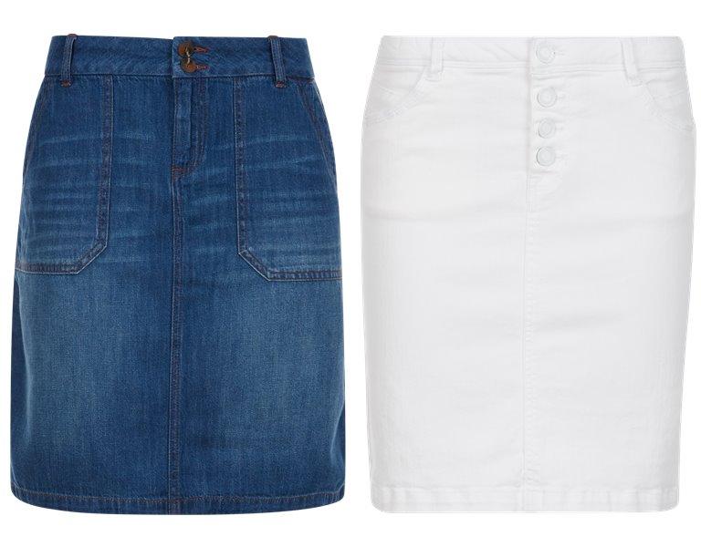 Модные юбки s'Oliver весна-лето 2019 - фото 6