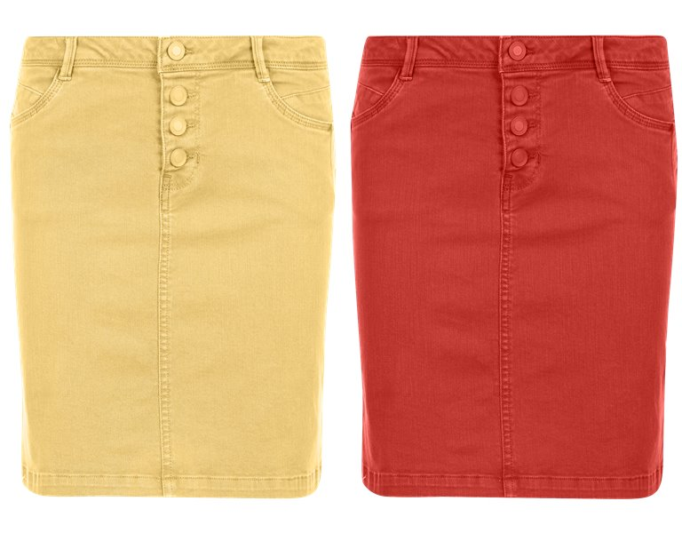 Модные юбки s'Oliver весна-лето 2019 - фото 7
