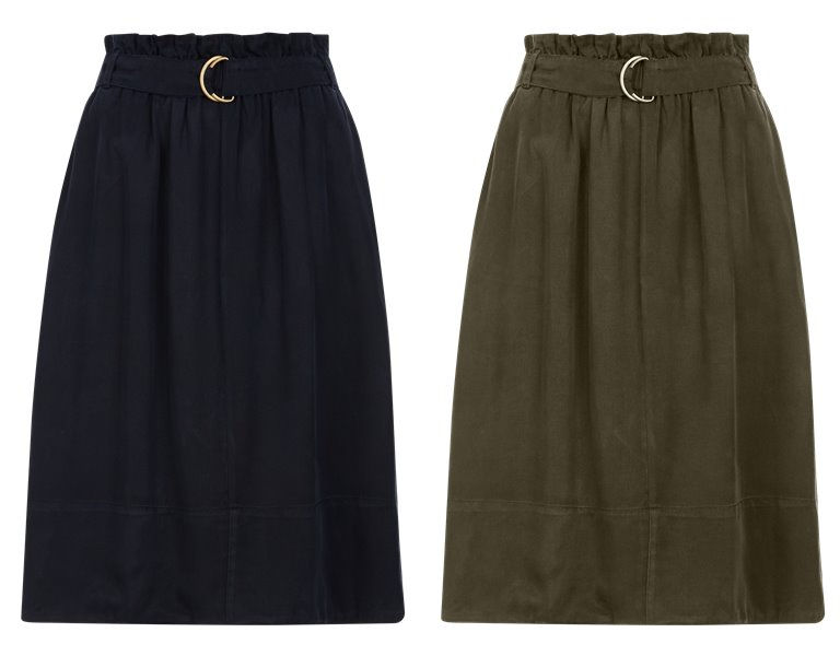Модные юбки s'Oliver весна-лето 2019 - фото 9
