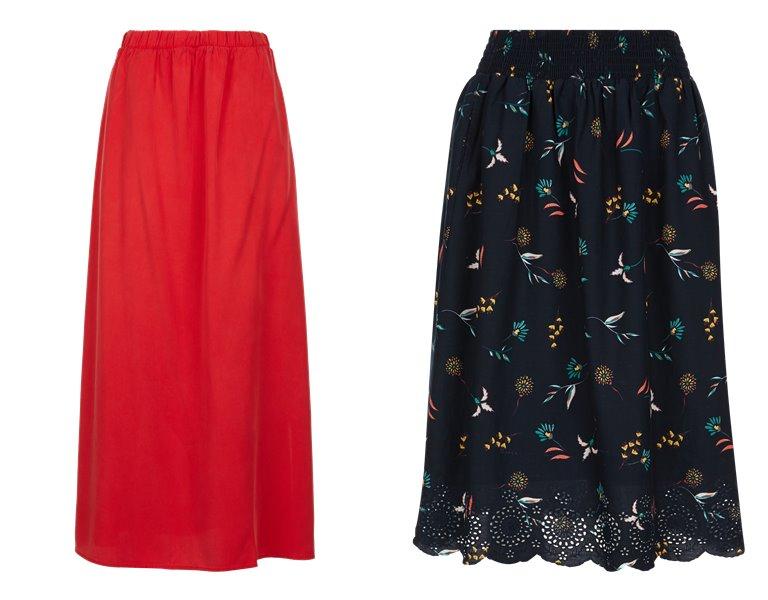 Модные юбки s'Oliver весна-лето 2019 - фото 11