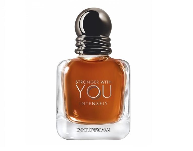 Новинки мужской парфюмерии 2019: 20 ароматов - Emporio Armani Stronger With You Intensely (Giorgio Armani)
