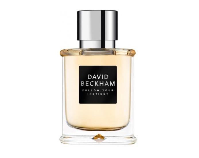 Новинки мужской парфюмерии 2019: 20 новых ароматов - Follow Your Instinct (David Beckham)