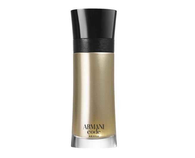 Новинки мужской парфюмерии 2019: 20 ароматов - Armani Code Absolu (Giorgio Armani)