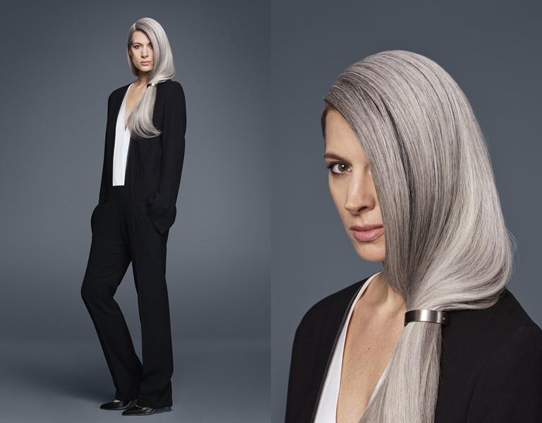 Redken Color Extend Graydiant для ультрахолодных и пепельных оттенков блонда без желтиз-ны
