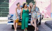Рекламная кампания одежды для полных Violeta by Mango весна-лето 2019