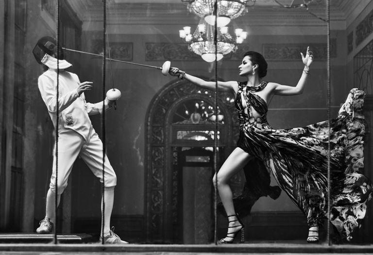 Выставка Данила Головкина «FACES» в Центре Фотографии имени братьев Люмьер - Тина Канделаки