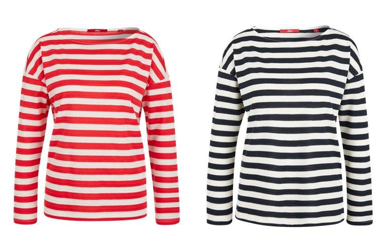 Женские свитера, лонгсливы и толстовки s'Oliver весна-лето 2019 - фото 8
