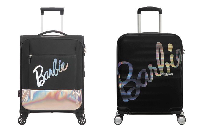 Коллекция аксессуаров Barbie x American Tourister 2019 - фото 4