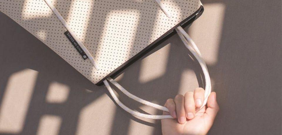Коллекция сумок от State of Escape и курорта One&Only Reethi Rah