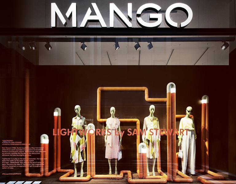 Коллаборация Mango и Сэма Стюарта на выставке Salone del Mobile