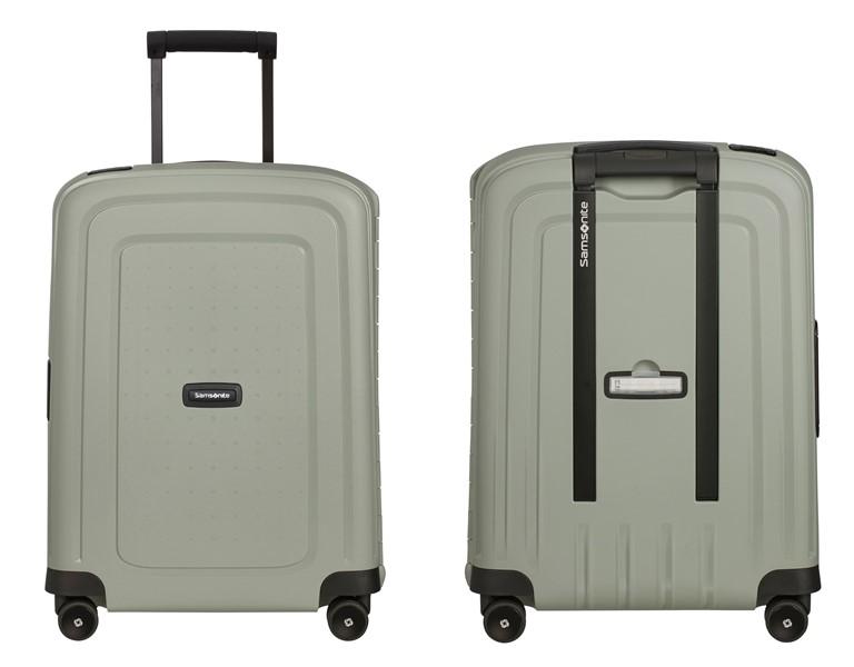 Samsonite выпускает первый в мире чемодан из переработанного полипропилена - фото 2