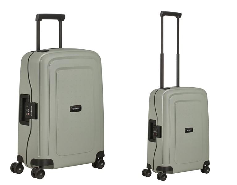 Samsonite выпускает первый в мире чемодан из переработанного полипропилена - фото 1
