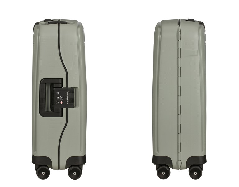 Samsonite выпускает первый в мире чемодан из переработанного полипропилена - фото 3