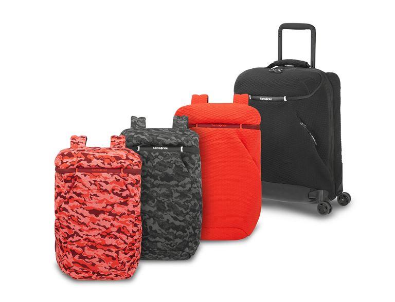 Samsonite представляет инновационную линейку багажа Neoknit