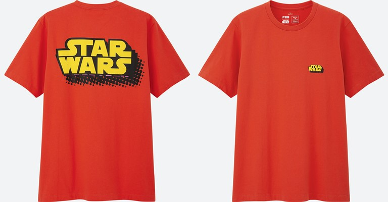 Коллекция футболок UNIQLO по мотивам «Звездных войн» - фото 7