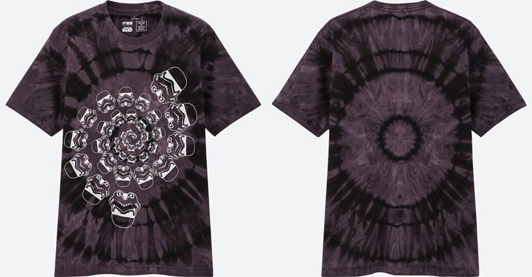 Коллекция футболок UNIQLO по мотивам «Звездных войн» - фото 8