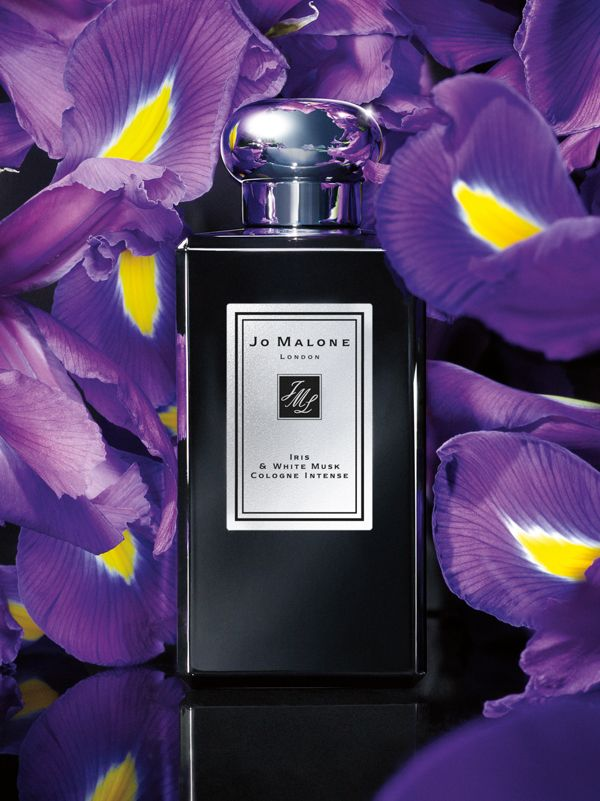 Духи с запахом мускуса: 20 женских ароматов - Iris & White Musk (Jo Malone)