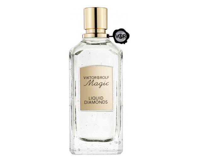 Духи с запахом мускуса: 20 женских ароматов - Liquid Diamonds (Viktor&Rolf)