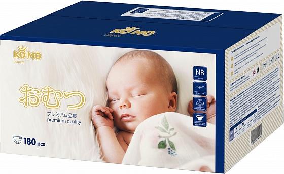 Премиальный бренд гипоаллергенных подгузников Ко Мо в магазинах  «Кораблик»