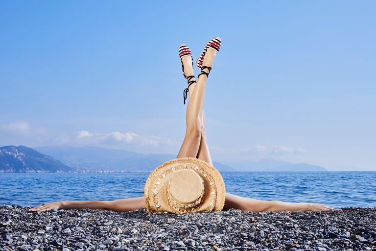 Коллекция аксессуаров Escapes от Aquazzura лето-2019 - фото 10