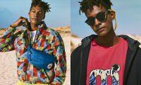 Mango Man и Mistral представляют мужскую коллекцию в стиле 90-х