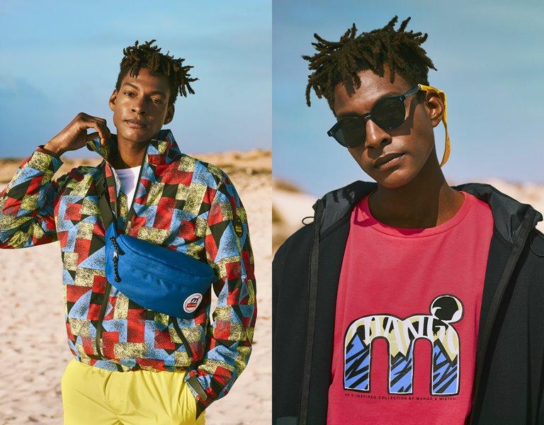 Mango Man и Mistral представляют мужскую коллекцию в стиле 90-х - фото 2