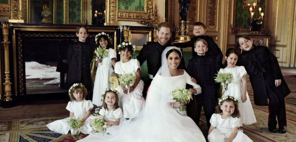 Новые законодатели свадебной моды 2019