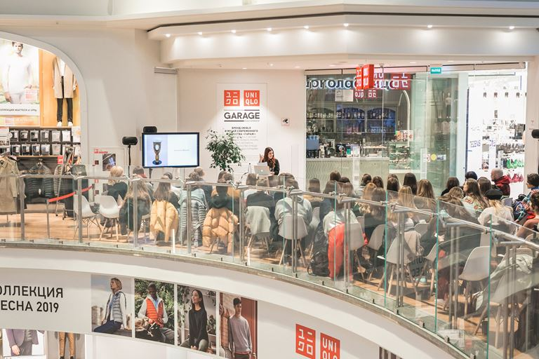 UNIQLO и музей современного искусства «Гараж» объявляют о продолжении сотрудничества