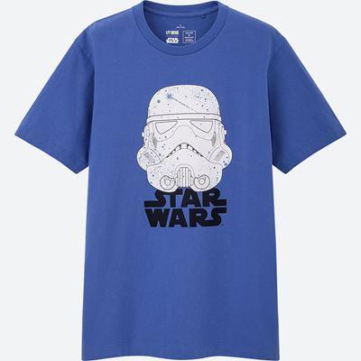 Коллекция футболок UNIQLO по мотивам «Звездных войн» - фото 3
