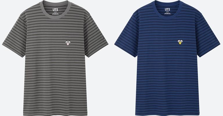 Коллекция футболок UNIQLO «KAWS: SUMMER» с принтами - фото 3