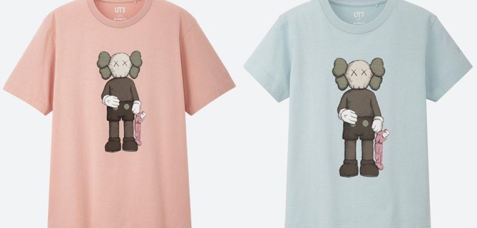 Коллекция футболок UNIQLO «KAWS: SUMMER» с принтами культового современного художника